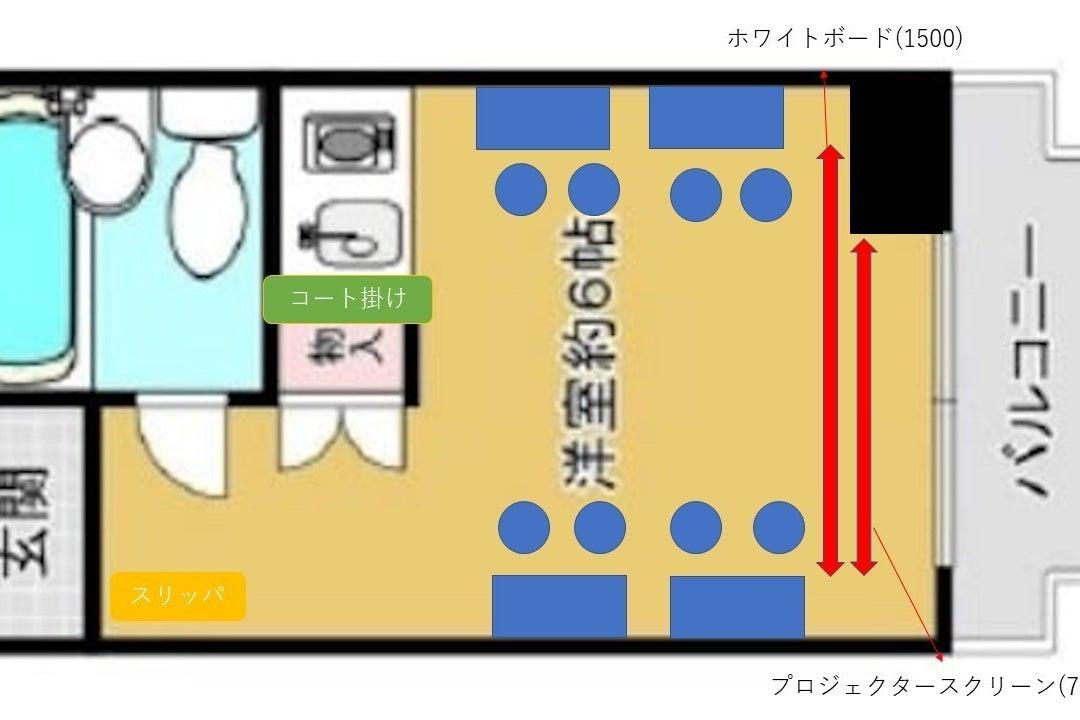 《VILLENT横浜2》横浜駅西口相鉄ジョイナス徒歩3分/最大12名/光回線無料Wifi/スマホ撮影用ライト の写真
