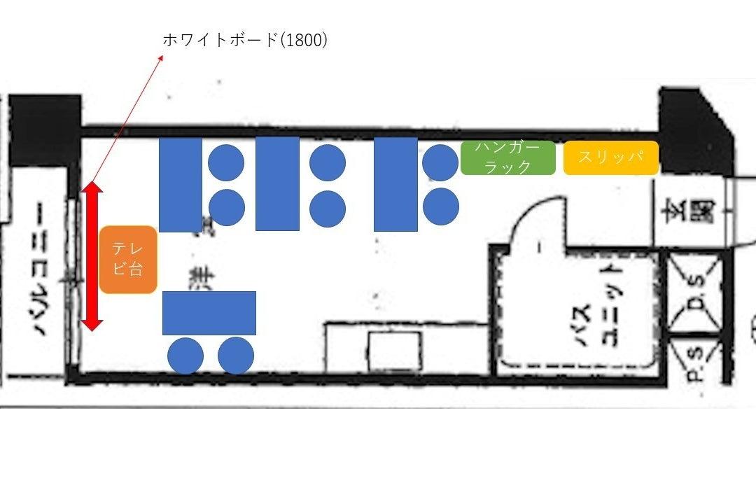 《VILLENT博多》博多駅西20番出口徒歩4分/最大12名/光回線無料Wifi/スマホ撮影用ライト の写真