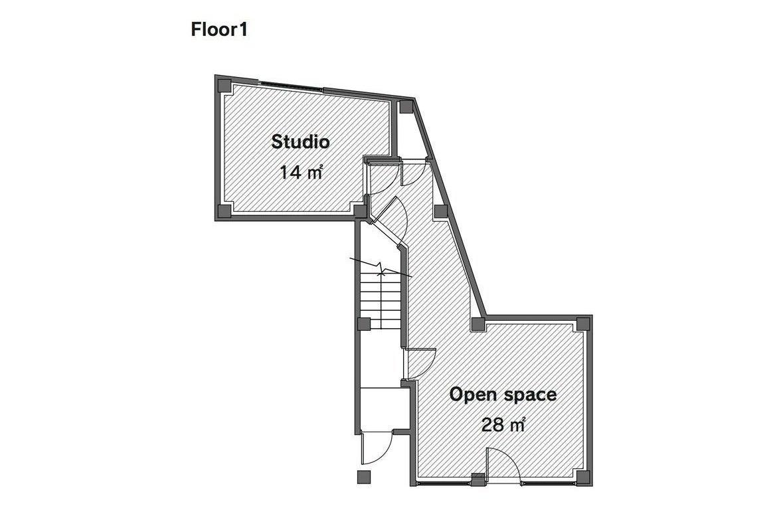 【水道橋/後楽園】キッチンやセミナールーム、屋上BBQなど様々な用途に合わせてご利用出来るビルを丸ごと貸し切れる の写真
