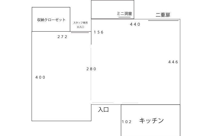 徹底消毒!多目的にご利用可能なレンタルスペースぎゃらり~animo の写真