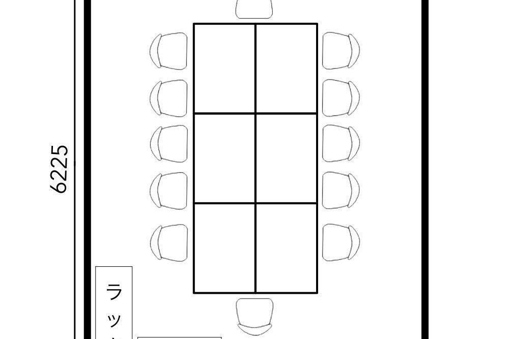高崎駅西口徒歩5分 1時間100円駐車場に一番近い 1時間2,000円 のら猫ビル貸し会議室 の写真