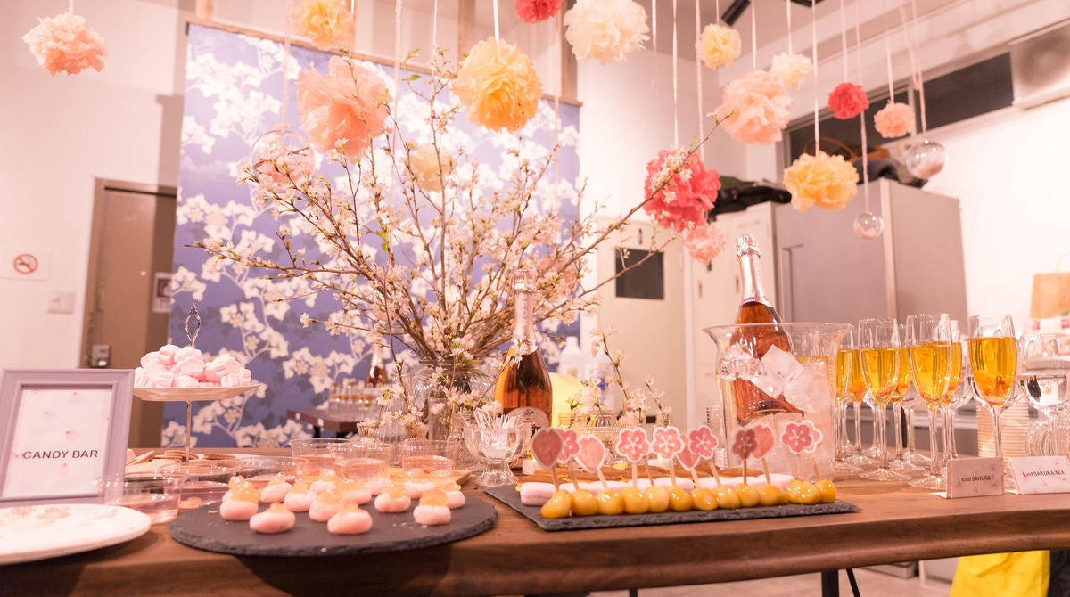 【今年は#インドア花見】室内でお花見できるレンタルスペースまとめ