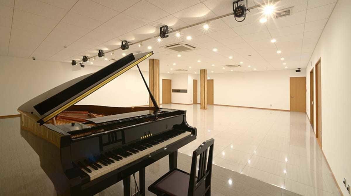 ピアノの練習室や発表会に使える徳島のレンタルスタジオまとめ