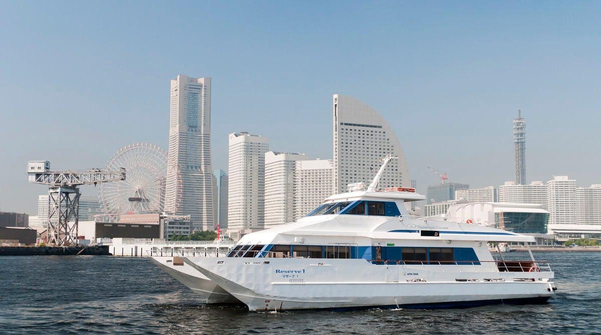 船上パーティーや貸切クルージング可能なレンタル客船まとめ