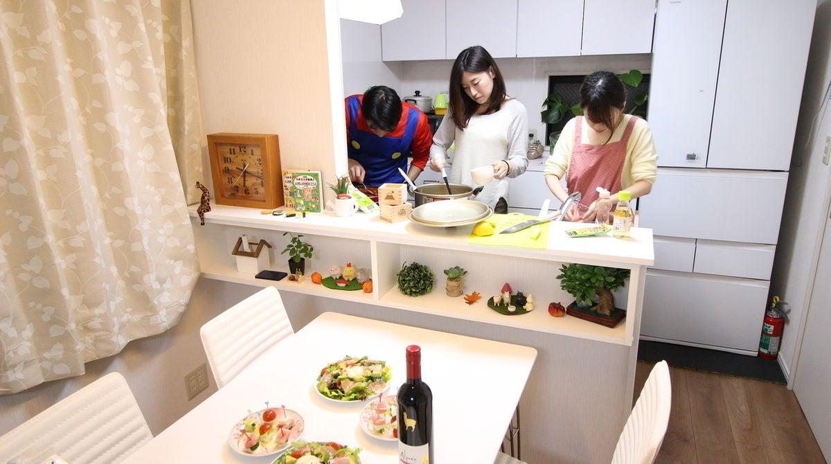 子どもと料理教室を開催できるレンタルキッチンをまとめ