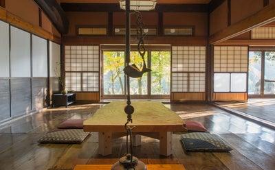 日本の伝統を感じる古民家の宿泊スペースまとめ