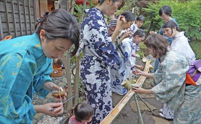 滋賀県で流しそうめんを体験できるスポット・スペースまとめ