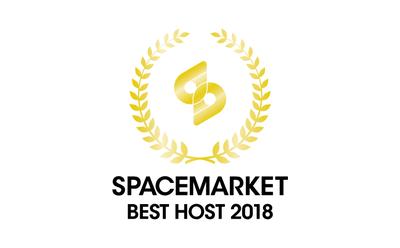 パーティスペースの BESTHOST 2018のスペースまとめ