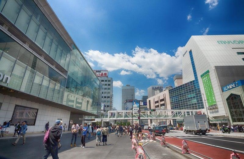 【リスト】【限定公開】東京都新宿区各駅の民泊物件稼働データ(リスティング数・単価・売上)