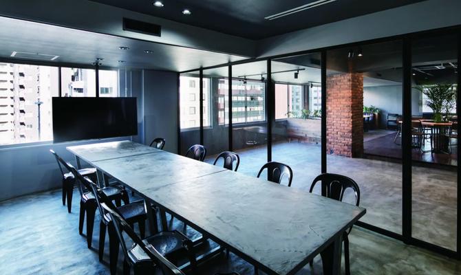 ビジネス会議に使えるスペース