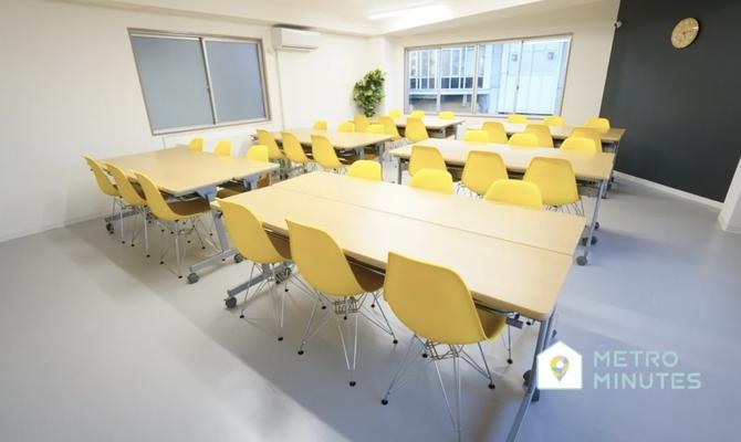 会議室型サテライトオフィス