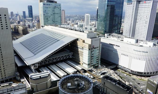 大阪府の格安テレワークスペース