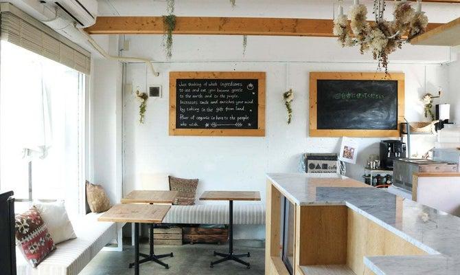 【原宿】organic cafe