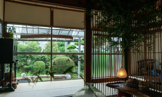 【東京 田無】縁側で花火が楽しめる古民家スペース