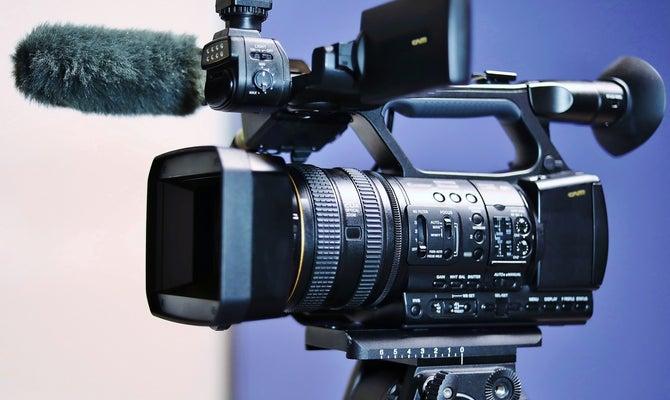 動画撮影スペース