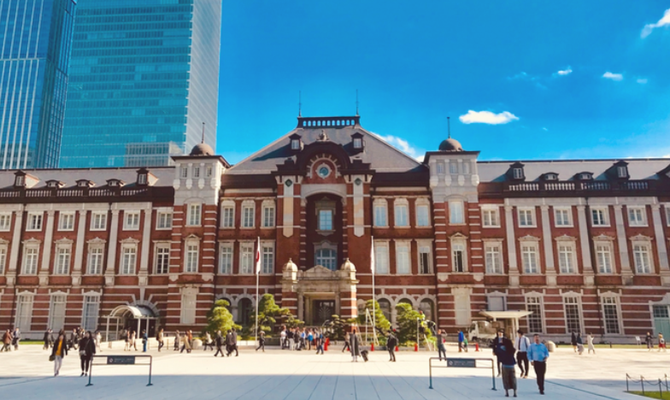 東京駅周辺の撮影スタジオ