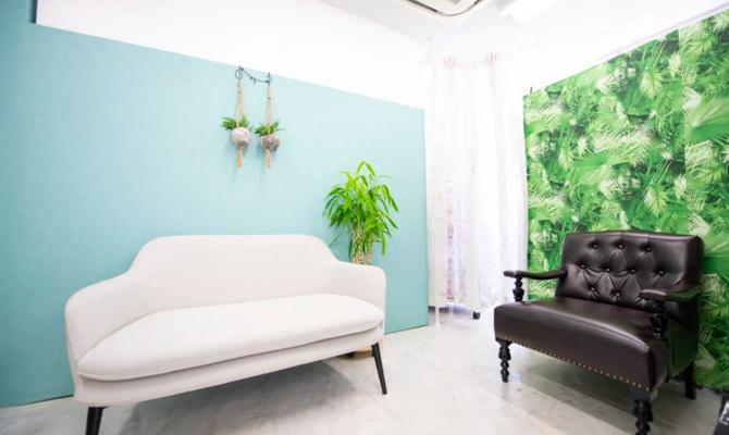 メリット2|完全個室 & 雰囲気を選べる