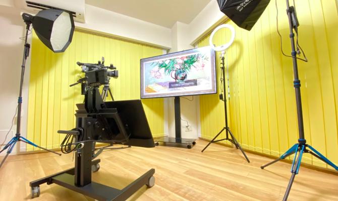 生放送可能スタジオ
