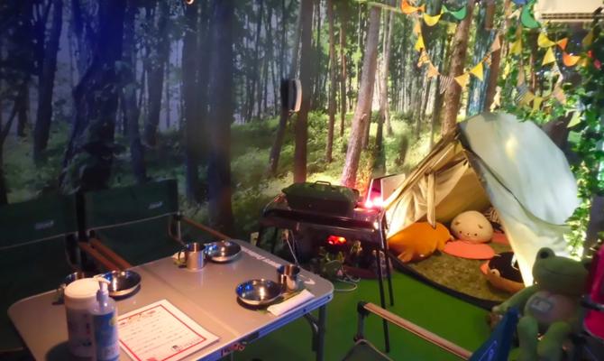 テントとワタシ・グランピングスタジオ