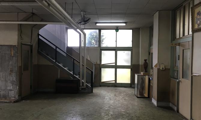 【埼玉 三郷駅】リアルな雰囲気満載!廃墟病院のスタジオ