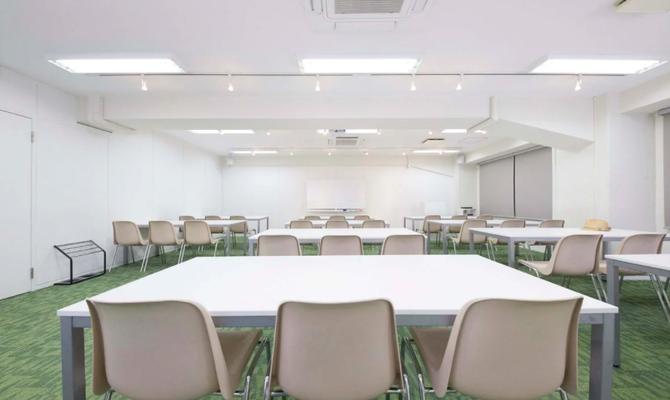 スペースマーケット会議室 渋谷宮益坂店 3A