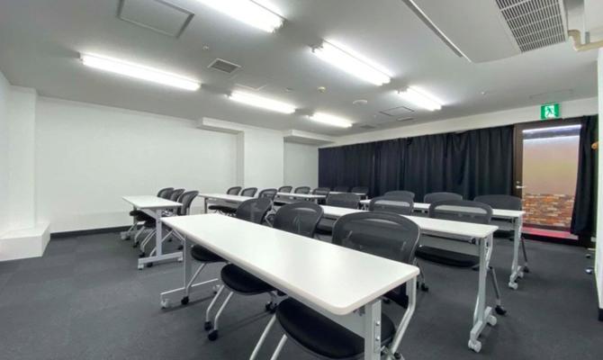 スペースマーケット会議室 渋谷ワールド宇田川ビル B2F