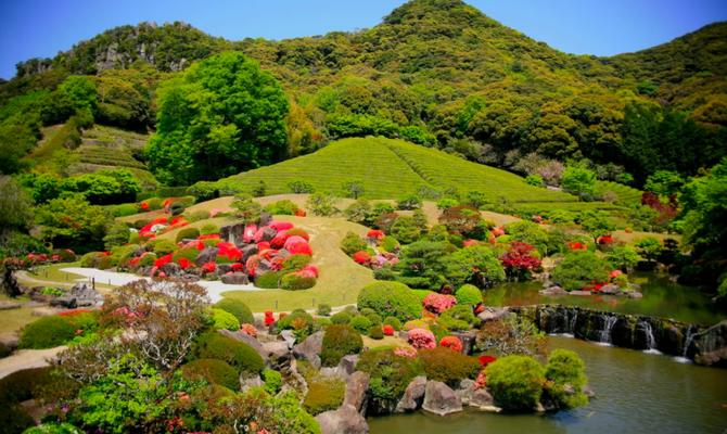 日本庭園「慧洲園」
