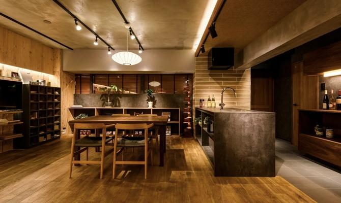 【福岡県 大濠公園駅】Renovestate Kitchen Studio