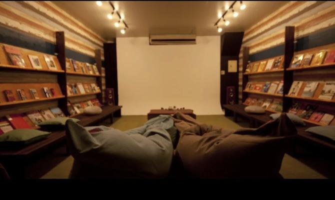 【東京都 阿佐ヶ谷駅】隠れ家的。フラットなくつろぎ空間