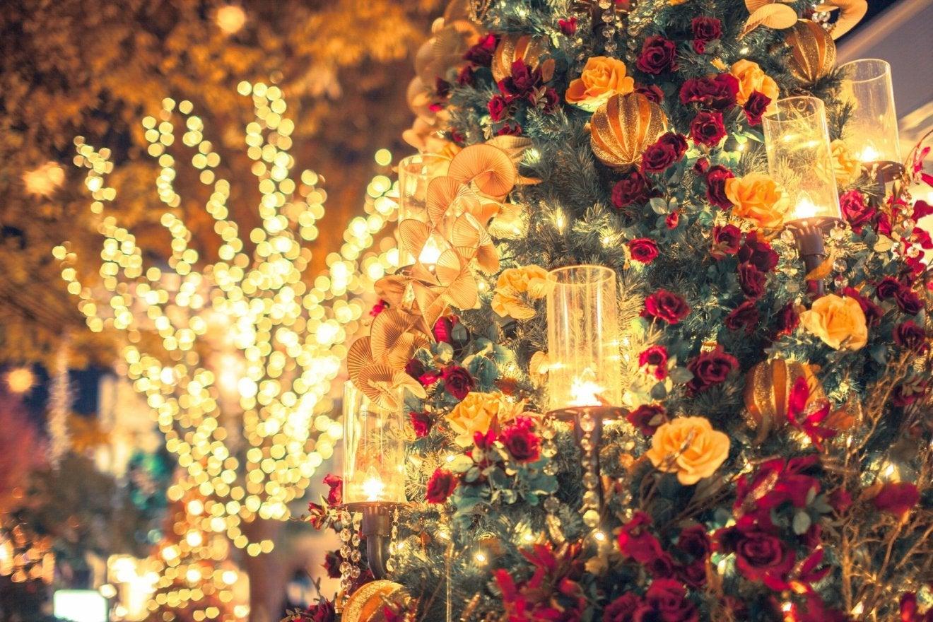 カップル必見クリスマスインドアデート