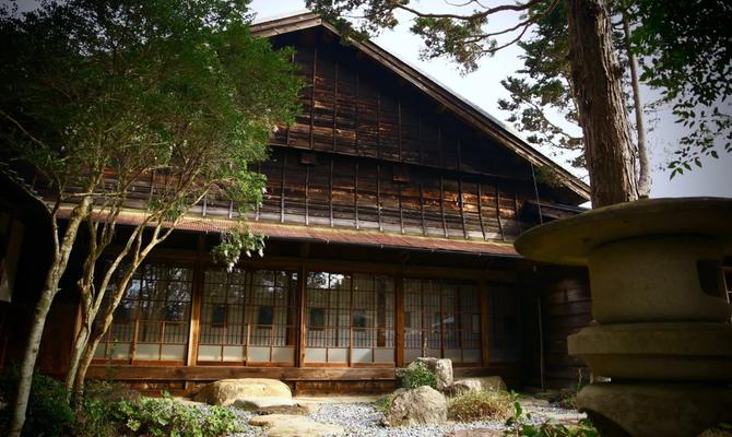 【静岡県 浜松市】築95年!貸切ができる歴史ある古民家