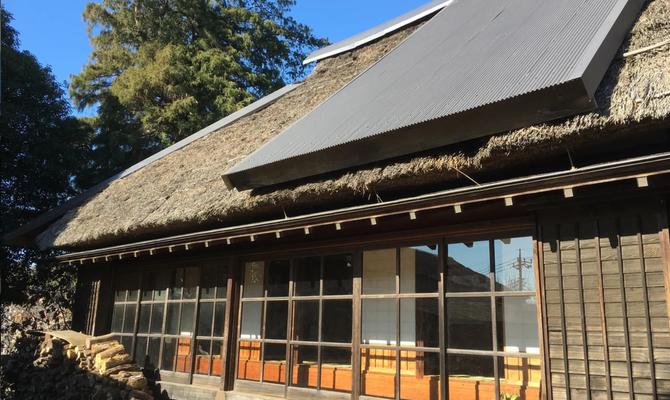 """【東京都 町田市】みんなの古民家 """"Tokyo Heritage"""""""