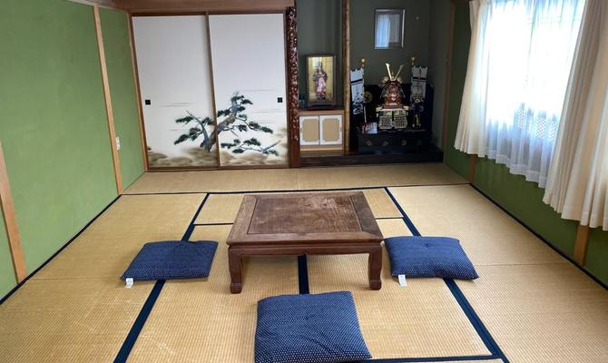 【北海道 札幌市】昔ながらの畳空間でゆったりしよう