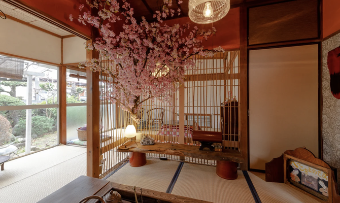 【東京都 田無駅】桜 × 古民家。風情溢れるレンタルスペース