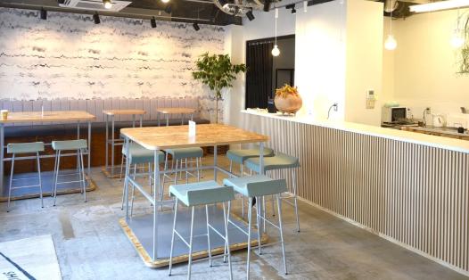 新宿キッチンスペース