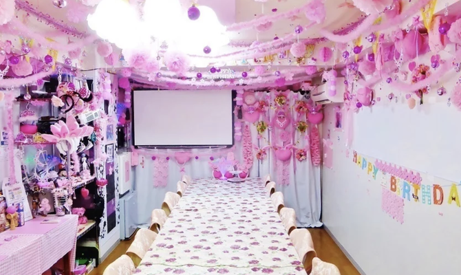 横浜のレンタルパーティースペース