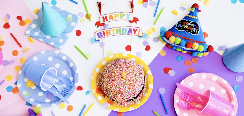 装飾で誕生日を盛り上げたいなら「お祝いデコレーションプラン」で予約