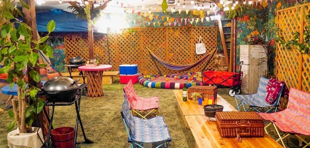 おうちキャンプ特集 室内でもできる簡単キャンプ体験とは?