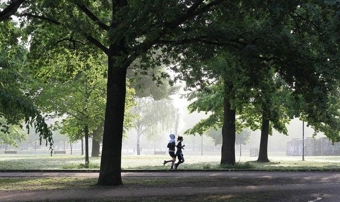 ランナーを応援「ランニング時に利用できるスペース特集」