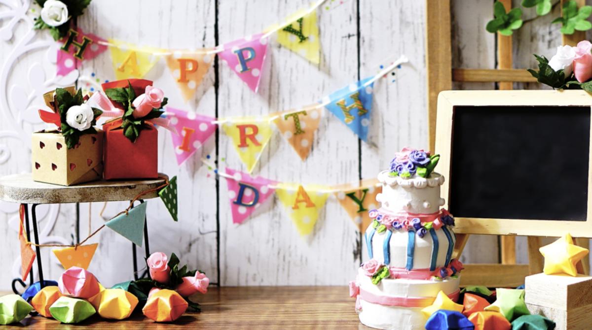 誕生日会は思い出に残るサプライズを!#バースデーパーティー 特集