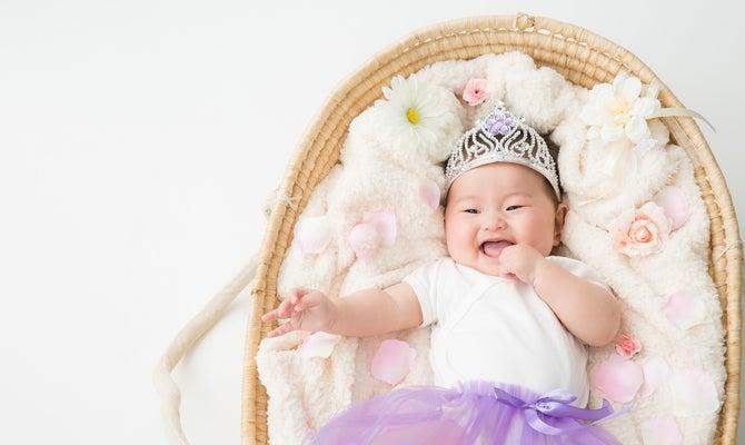 ハーフバースデー特集 かわいい赤ちゃんの1/2バースデーをお祝いしよう!