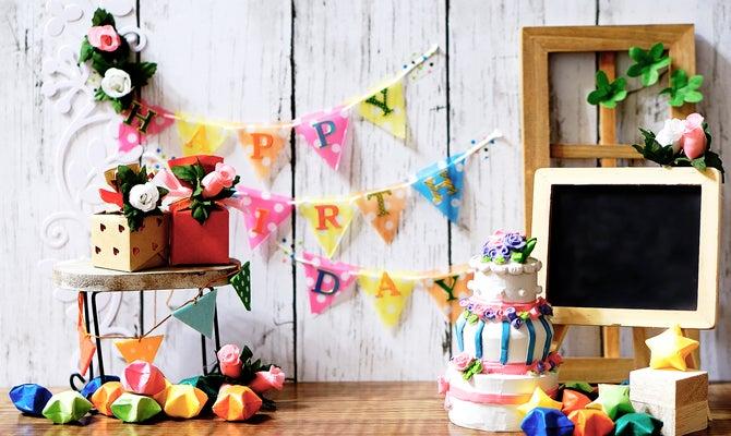 誕生日会特集 スペースマーケットで誕生日会を楽しもう!上級編