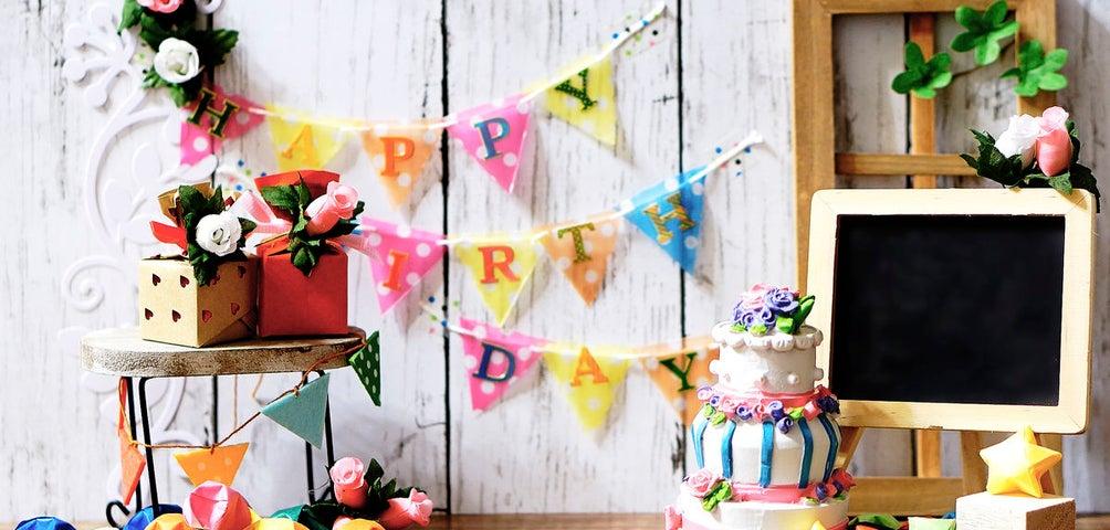 誕生日会特集|スペースマーケットで誕生日会を楽しもう!上級編