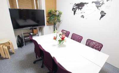 少人数の利用に最適な貸し会議室