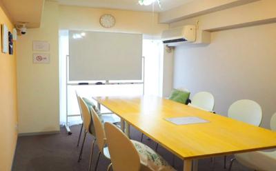 10人程度の利用に最適な貸し会議室