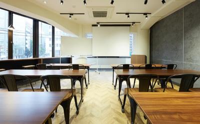 20人程度の利用に最適な貸し会議室